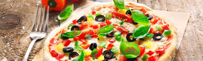 | Veggie Pizza